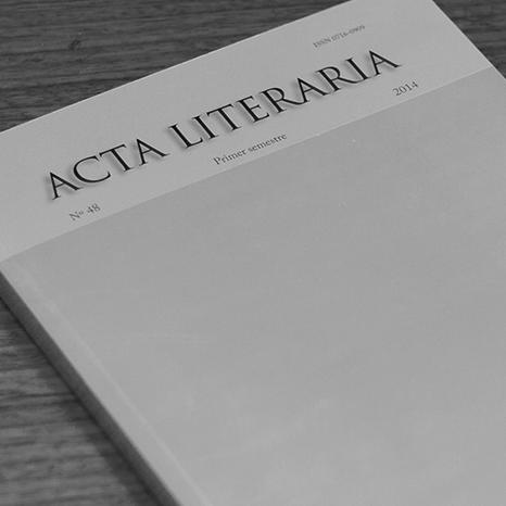 Acta Lieteraria