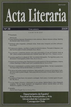 acta literaria 38