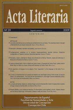 acta literaria 39
